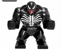 New venom Lego Marvel Incredible Super Hero Figures Building Blocks Toy
