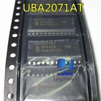 2pcs UBA2071AT/N1,118 IC DVR HALF BRIDGE 24-SOIC UBA2071AT 2071 UBA2071