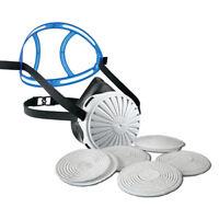 Halbmaske Dräger X-Plore 2100 mit 5 FMP3-Filter Atemschutzmaske Staubschutzmaske