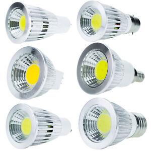 12V 24V Dimmable E27 E14 GU10 GU5.3 MR16 E12 LED Spotlight 6W 9W 12W Bulb Lamp K