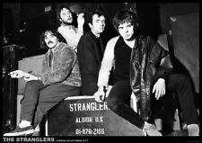"The Stranglers *punk*  NEW 84cm x 60cm (34"" x 24"") b/w POSTER"