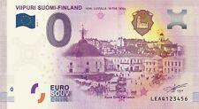 Billets Euro Schein Souvenir Touristique 2019 Viipuri