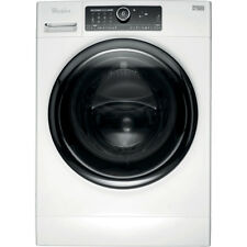 Whirlpool Supreme Care Washing Machine in White Fscr10432 Freestanding