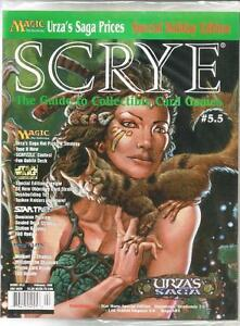 Scrye Issue 5.5 Holiday Edition February 1999 Guide To Collectible Card Games