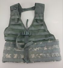 MOLLE II ACU Fighting Load Carrier Tactial Vest FLC Digital Camo