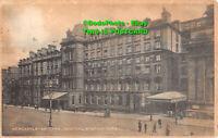 R400306 Newcastle on Tyne. Central Station Hotel. 1924. Ben Johnson