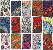 10 Pcs lot Indian Mandala Tapestry Wall Hanging Decor Bohemian Twin Tapestry