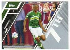 2017 Topps MLS Soccer Back of the Net #BOTN-7 Fanendo Adi Portland Timbers