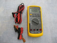 Fluke 87 V Digital Industrial Multimeter Excellent Condition