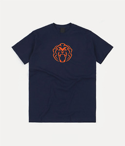 Max Verstappen Lion Red Bull Racing Navy Formula1 F1 T-Shirt 33 *FREE DELIVERY