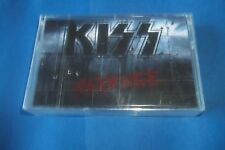 "KISS ""REVENGE"" MC TAPE K7 MERCURY SEALED"