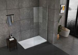 Piatto doccia effetto pietra riducibile 70 80 90 100 120 140 160 180 resina SMC