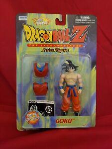 Dragon Ball Z Goku Action Figure Toy Irwin 1999