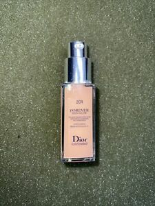 Dior Diorskin Forever 2CR(022 )Perfect Makeup Foundation 20ml New Without Cap