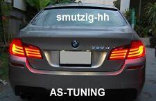 Heckscheibenblende Heckspoiler Spoiler BMW F10 Limousine + Kleber