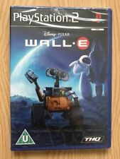 Playstation 2: Wall.e Brand New Factory Sealed
