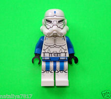 Lego Star Wars figuras # Clone Trooper Special Forces-Yoda Chronicles # = top