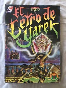 El Cetro de Yarek CEFA 80's