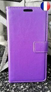 Cover Plastique Housse Etui LG G3 MINI Violet