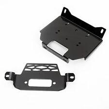 Winch Mount Plate Bracket For Polaris 15-16 RZR900&14-16RZR 1000&General 101220