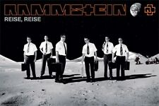 RAMMSTEIN POSTER Moon Gang Shot RARE HOT 24X36