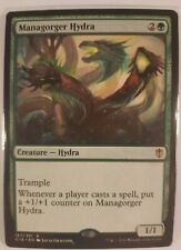 Managorger Hydra x1 NM COMMANDER 2016 Open Hostility EDH Pioneer Green Creature