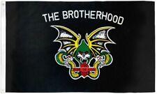 "New listing ""The Brotherhood"" 3x5 ft flag polyester"