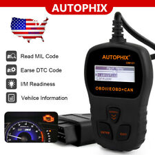 UNIVERSAL AUTOMOTIVE CARS SCANNER OBDII EOBD+CAN OBD2 CODE READER CHECK ENGINE
