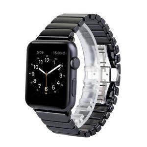 Arktis Keramik Armband Apple Watch Series: 7 6 SE 5 4 3 2 1 38/40/41/42/44/45 mm