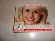 CD  Feuer und Flamme inkl. Hitmedley Beatrice Egli