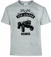 T-Shirt, Fiat 640,Traktor,Schlepper,Bulldog,Oltimer