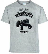 T-SHIRT, FIAT 640 , Tractor,Tractor,Bulldog,oltimer