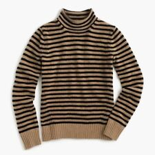 J Crew's Women The 1999 Funnelneck Sweater In Merino Wool  H1141 Size Medium