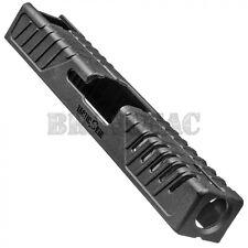 Fab Defense Glock Tactical Skin Black Slide Cover 17/22/31/37 Gen-1/2/3/4 9mm/40