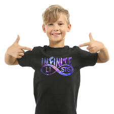 Kids Infinite Lists T-Shirt Infinite Lists Merch Youth Infinite Lists Tee Shirt