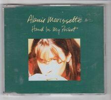 (HC400) Alanis Morissette, Hand In My Pocket - 1995 CD