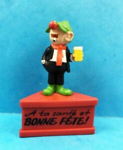 Andy Cap - Schleich Figurine à socle - Andy Cap avec verre de bierre
