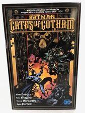 DC BATMAN GATES OF GOTHAM TPB Paperback by Scott Snyder - NEW MSRP $15