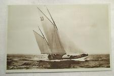 Ansichtskarte Schiff  Deutsche Werke Kiel, Yacht Karin Rennen   um 1920