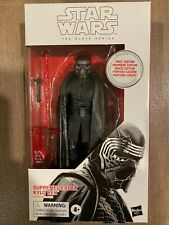 STAR WARS BLACK SERIES KYLO REN PREMIER EDITION FIRST DAY WHITE BOX MISB