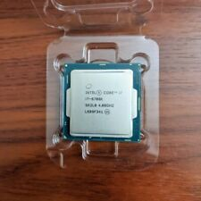 Intel Core i7-6700K 4.0 GHz Quad-Core Processor - Used and working well!