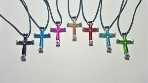 Horseshoe Nail Disciple Cross Necklace Or Key Chain  Buy 3 Get 1 Free MANYCOLORS
