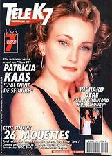 Mag 1994: PATRICIA KAAS_DAVID SOUL_MICHAEL BOLTON_RICHARD GERE_FLORENCE PERNEL