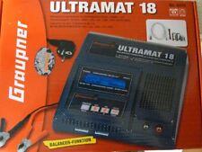 Ladegerät ULTRAMAT 18 Graupner
