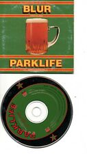 BLUR RARE EU CDS IN CARD PS PARKLIFE