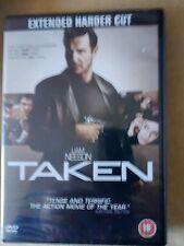 TAKEN  DVD NEW & SEALED ORIGINAL