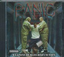 "PANIC - ""WEAPONS OF MASS DISFUNCTION""  (RARE KANSAS CITY G-FUNK)  DICE"