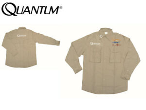 Quantum Specialist Outdoor fishing Shirt ~NEW~ RRP £32.95 2XL XXL