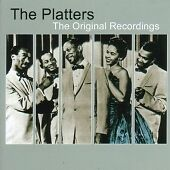 The Platters - Original Recordings (2007) New & sealed