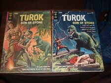 Turok, Son of Stone 32-127-----lot of 20 comic books